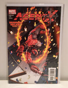 Agent X #15 DEADPOOL COVER & FINAL ISSUE - hard to find comic