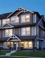 Win 3 months' rent 3 Bdr townhouse $1600 Double Garage Airdrie