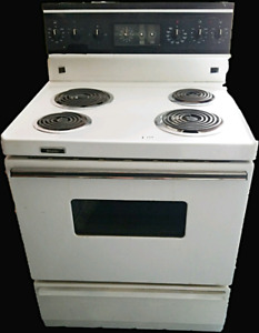 "Full size electric stove, Frigidaire , 30""wide, for sale"
