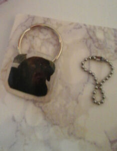 Key Chain Ideas: Small Resin Cabochons of all shapes & sizes.