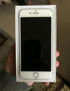 euc 16 gb apple iphone 6 locked with bell