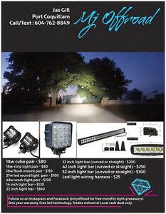 led light bar sale