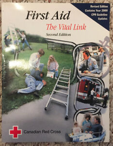 First Aid The Vital Link 2nd edition Canadian Red Cross