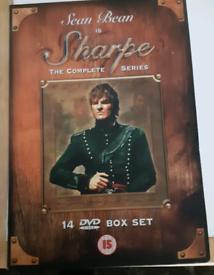 Sharpe dvd box set