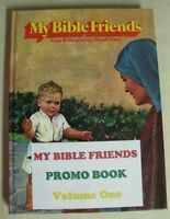 My Bible Friend (Promo Book).  Fully collored, vg quality.