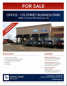 Office for Sale at 170 Street Business Park