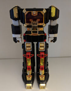 1998 Power rangers space Astro Megazord Black & Gold BODY ONLY
