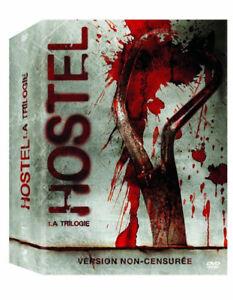 Coffret Hostel - Chapitres I, II et III - Trilogie