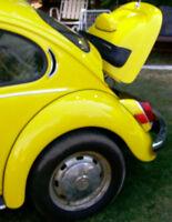 1968 - 1972 vw volkswagen Beetle  body panels
