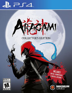 ARAGAMI PS4 COLLECTOR EDITION PLAYSTATION 4