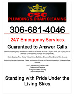 CSC PLUMBING & DRAIN CLEANING