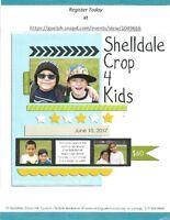 Scrapbooking Event: Shelldale Crop 4 Kids- Register Today