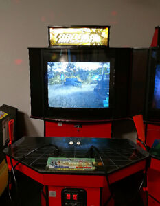 Ranger Mission - Commercial Arcade Game - Plays Great!