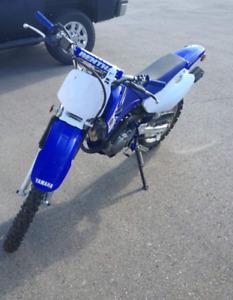 2003 YAHMAHA TTR 125cc
