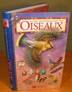 Guide d'observation des Oiseaux ,pour l'Amérique du Nord