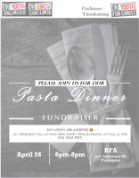 Fundraiser for our local youth
