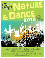 Dance Steps Presents: Nature and Dance 2016