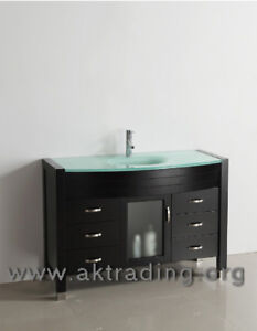 Modern Glass vanities SALECHECK US OUTHuge Sale,