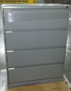 Lateral File 4 Drawer Cabinet