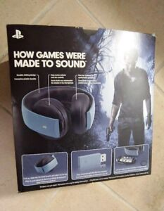 Sony Gaming Headphone & Ps4 games