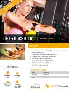 Turn Key Fitness - BUSINESS FOR SALE