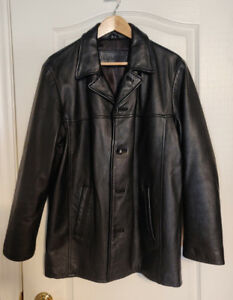 New Edition Leather Jacket