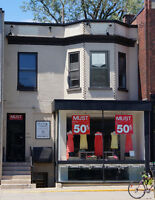 Large Commercial Space in the Heart of Westmount