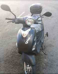 GIO Italia electric scooter