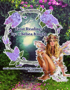 Claircognizant Tarot Card Readings by Chelsea Knight