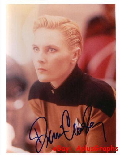 DENISE CROSBY... Star Trek: The Next Generation - SIGNED