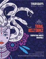 Tribal Bellydance Class Series