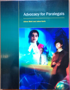 Advocacy for Paralegals