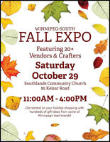Winnipeg-South Fall Expo