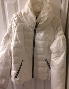 Lady's winter jacket