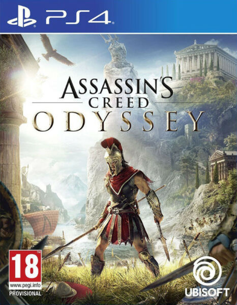 PS4 Assassin's Creed: Odyssey (new)