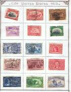 USA Stamps Used