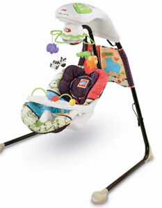 Fisher Price I Love You Zoo Baby Swing
