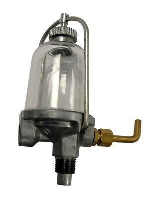 Fuel Sediment Strainer Bowl Assembly For Allis Chalmers 190xt D15 D17 D19 D21 U