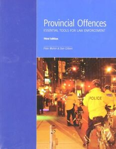 Provincial Offences, 3rd Edition, Maher & Gilbert