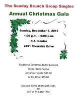 Christmas Gala - Buffet and Dance