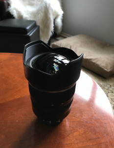 Tamron 15-30 Lens (for Canon)
