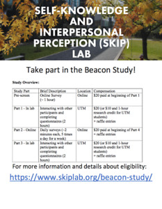 Beacon Study at University of Toronto Mississauga