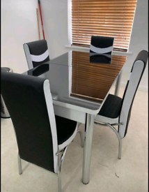 Brand New Imported Turkish Extendable 4&6 Chairs Dining Tables Sale