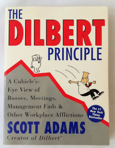 The Dilbert Principle - Scott Adams - Soft Cover Book