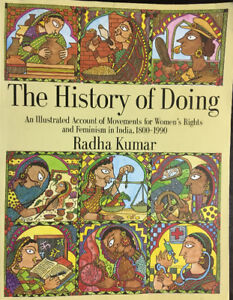 The History of Doing: The Women's Movement in India