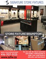 Store Fixture Mississauga | Toronto | Ontario | Brampton