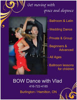 Group Ballroom Dance Lessons for Adults