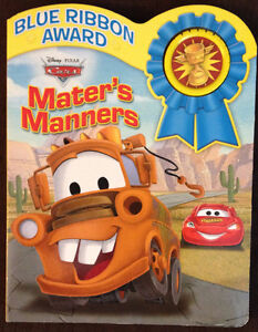 Mater`s Manners