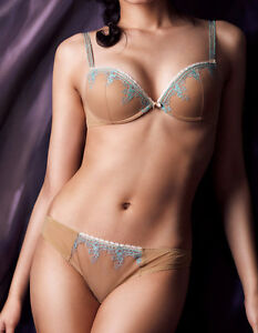 Papillon Italian Luxury Lingerie Underwear set