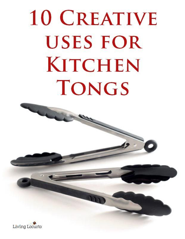 Kitchen Tongs Uses